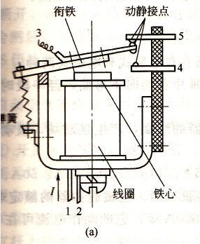 发电机继电器的结构和原理是怎么样的?