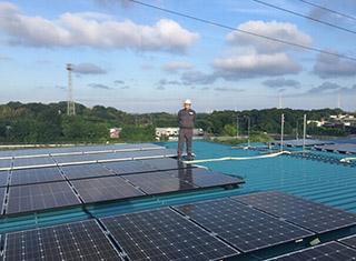 日德合作成立光伏发电培训中心