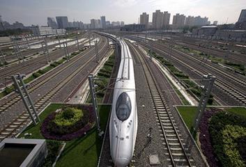 中国铁路运输量稳居世界第一